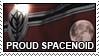 proud spacenoid stamp by spikerommel