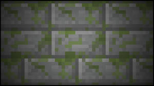 Mossy Stone Bricks