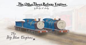 The Big Blue Engines