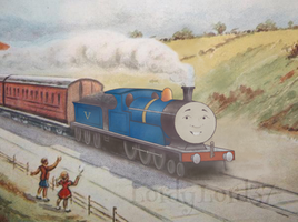 A Very Blue Engine - Middleton Style