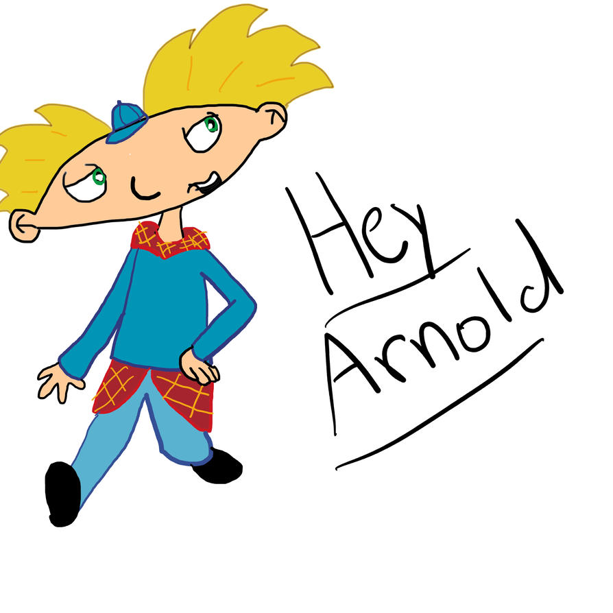 hey arnold cartoon