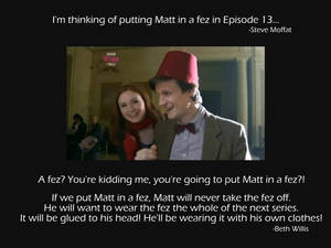 If You Give a Doctor a Fez