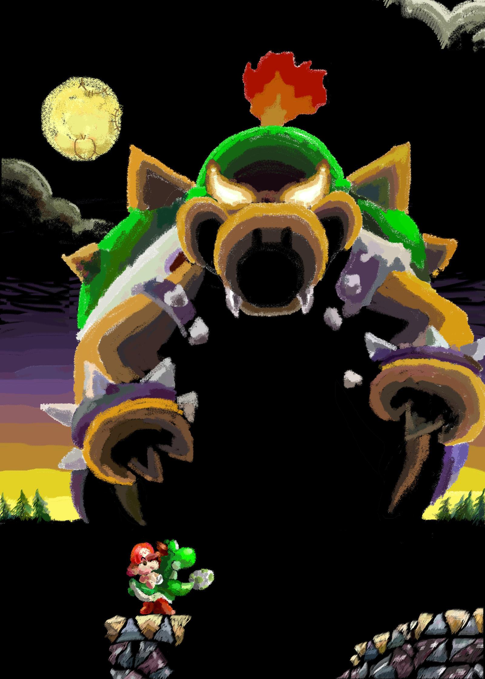 Yoshi Island Spirits - Super Mario Wiki, the Mario ... |Bowser Loves Yoshi