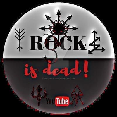 Rock is Dead  by EpischPorzioni