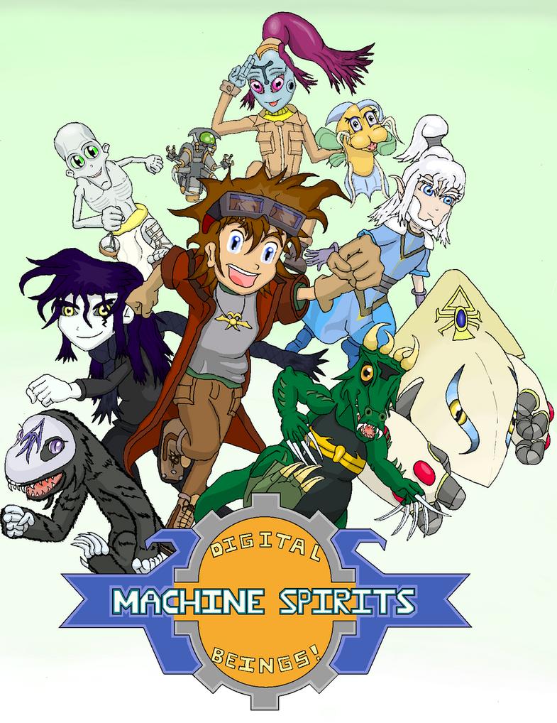 machine spirits