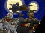Cruelty of the Night by bugatik