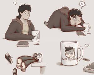 [Commission] Coffee Mug