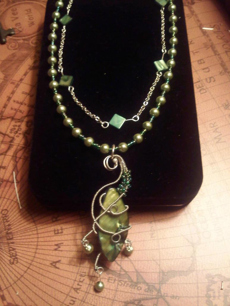 Fidelio-Necklace by Elorviel