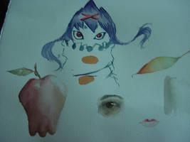 Watercolor Practice 1