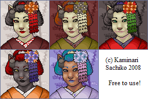 Free Furcadia Portrait - Maiko by timmydoomsqueaks