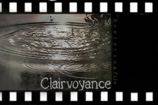 DVD Menu - Clairvoyance