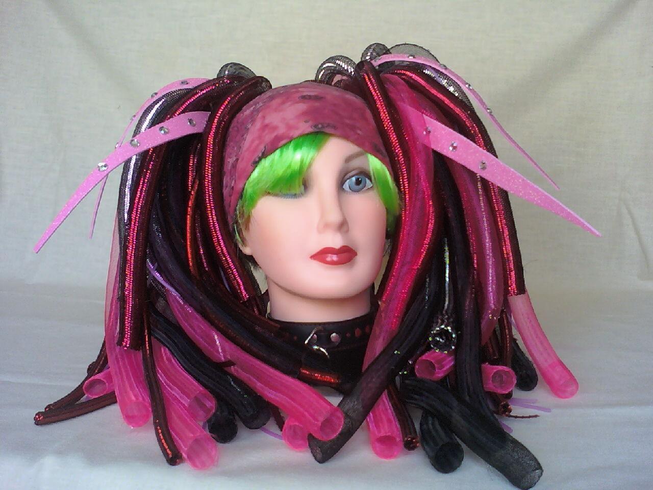 Punky Pink Cyberlox
