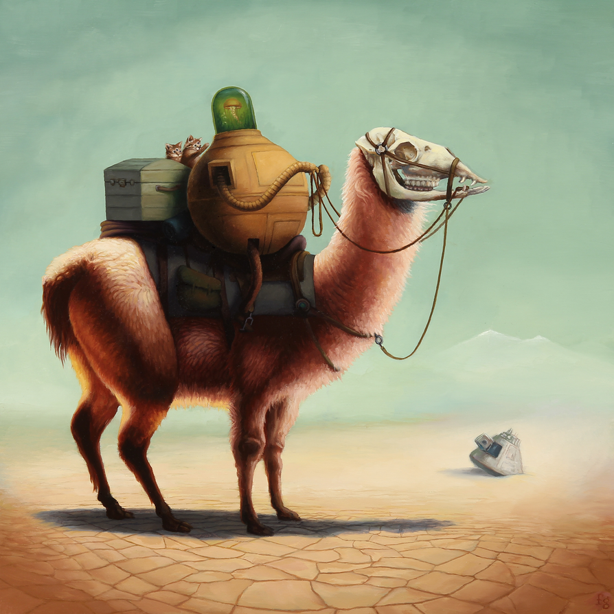 Odyssey by FredGray