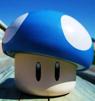Mini Mushroom by oasiskey