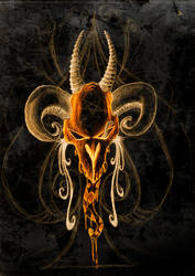 the Golden Horns of Darash by WickedWormwood