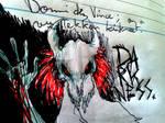Darkness - Tekkon Kinkreet's Minotaur