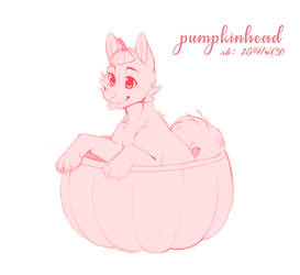 YCH | Pumpkinhead by Out-foxxed