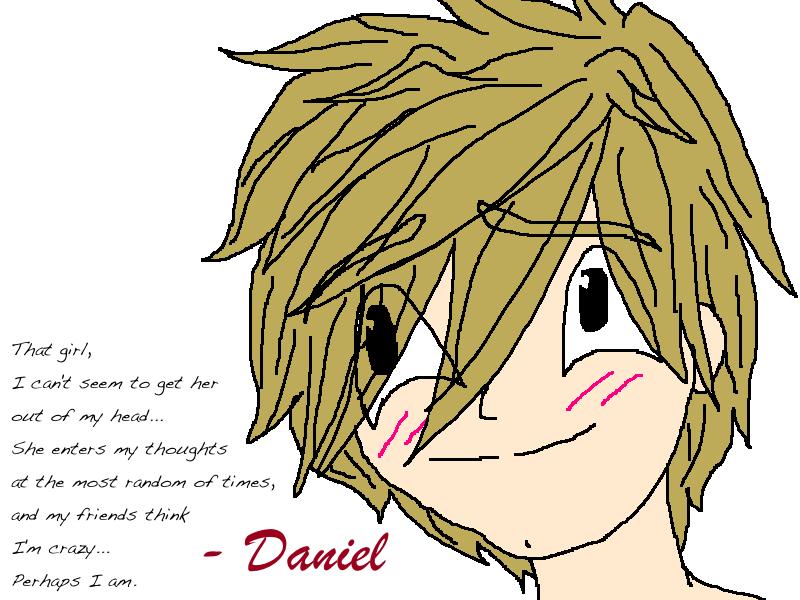 Daniel by CorporalCornbread