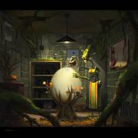 Hidden Nature by GorosArt