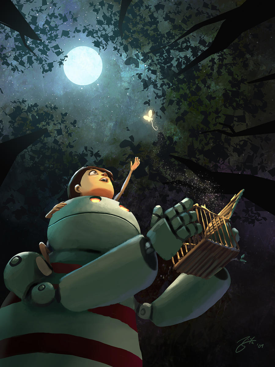The Release by GorosArt
