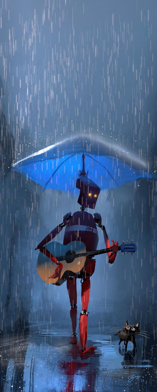 Guitar Hero by GorosArt