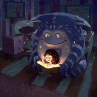 Firefly Story by GorosArt