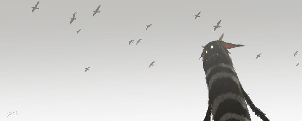 Marsh Predator by GorosArt