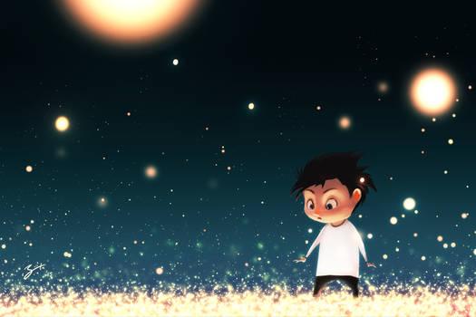 Garden Of Fireflies