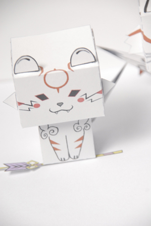 young gekigami okamiden by scarykurt