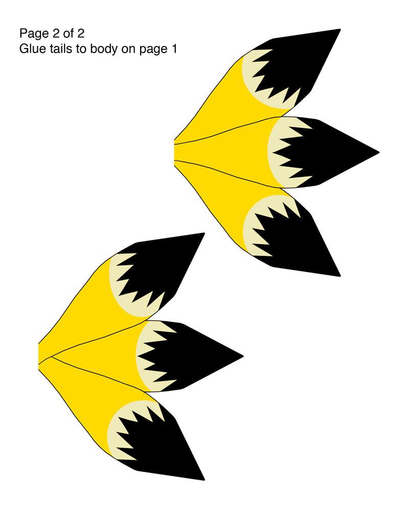 Legend of Zelda Keaton tails by scarykurt