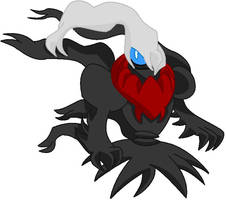 Darkrai by WingedDragonLover