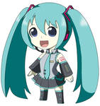 Nendoroid Style Miku