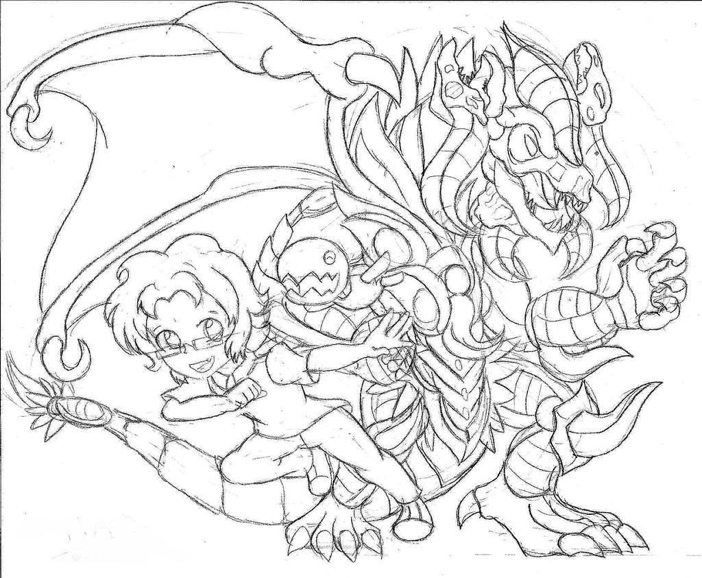 The Winged Dragon Of Ra Yu Gi Oh
