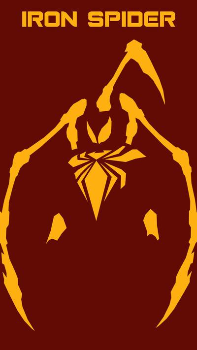 #5: Iron Spider Armor by MSZ006Zeta on deviantART