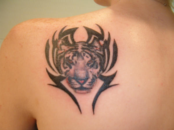 White Tiger Tribal