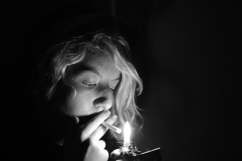 Noir #5 by BootlegBen