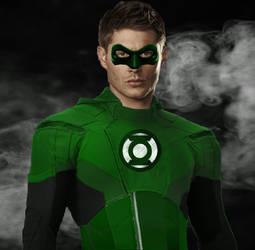 CW Green Lantern