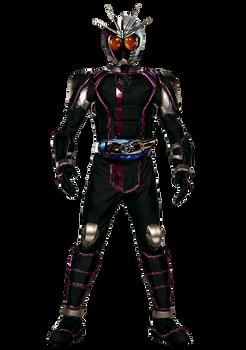 Kamen Rider Chaser Re-Design