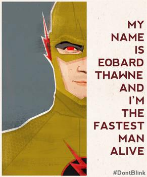 CW Reverse Flash Edit
