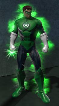 Green Lantern New 52 (DC Universe Online)