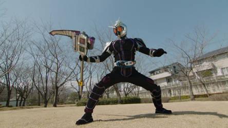 Kamen Rider Chaser Re-Design V2