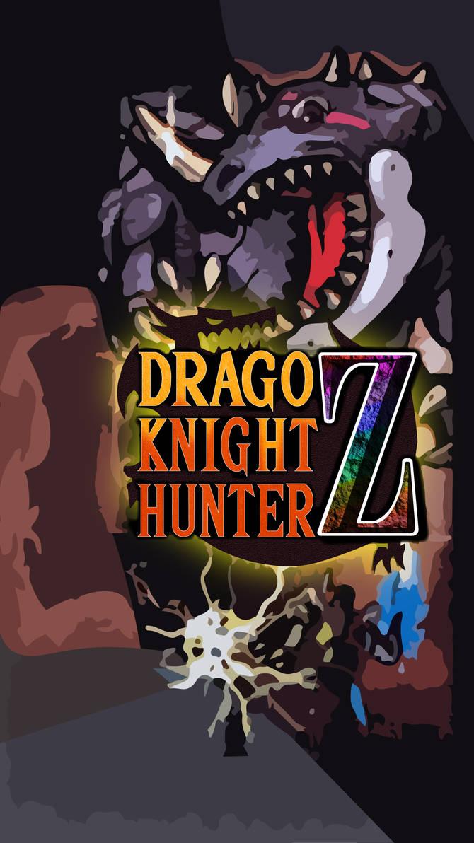 Drago Knight Hunter Z Gashat Art