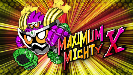 Maximum Mighty X Wallpaper
