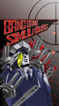Bang Bang Simulations Gashat Art