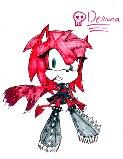 Demona the hedgehog icon by shadowthehedgehog109
