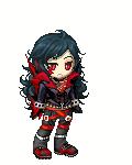 avatar cosplay: shadow by shadowthehedgehog109