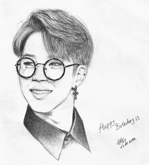 Happy Birthday, Jimin!