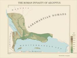 The Roman Dynasty of Aegyptus, 600 by theaidanman