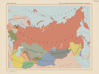 The Soviet Union, 1969 by theaidanman