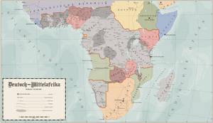 Kaiserreich Mittelafrika
